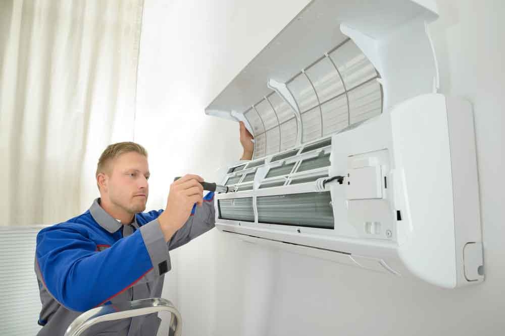 Ductless Mini Split Installation