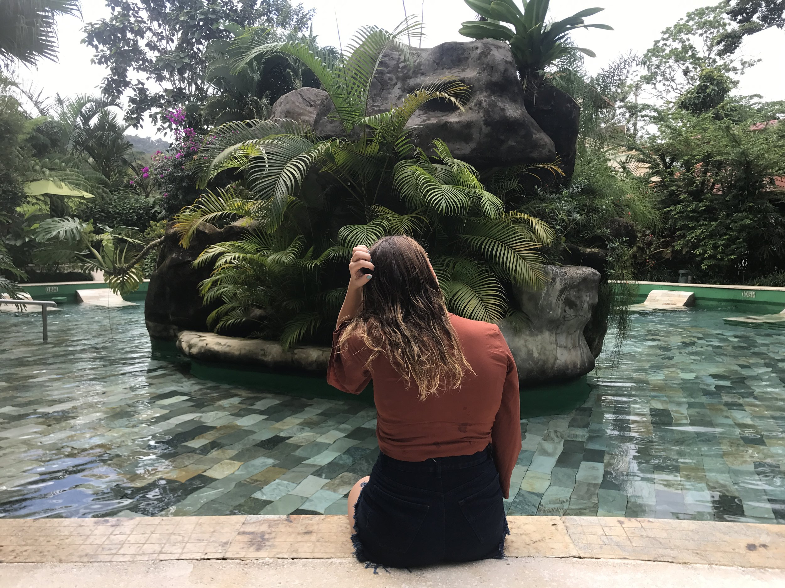 Paradise Hot Springs, La Fortuna