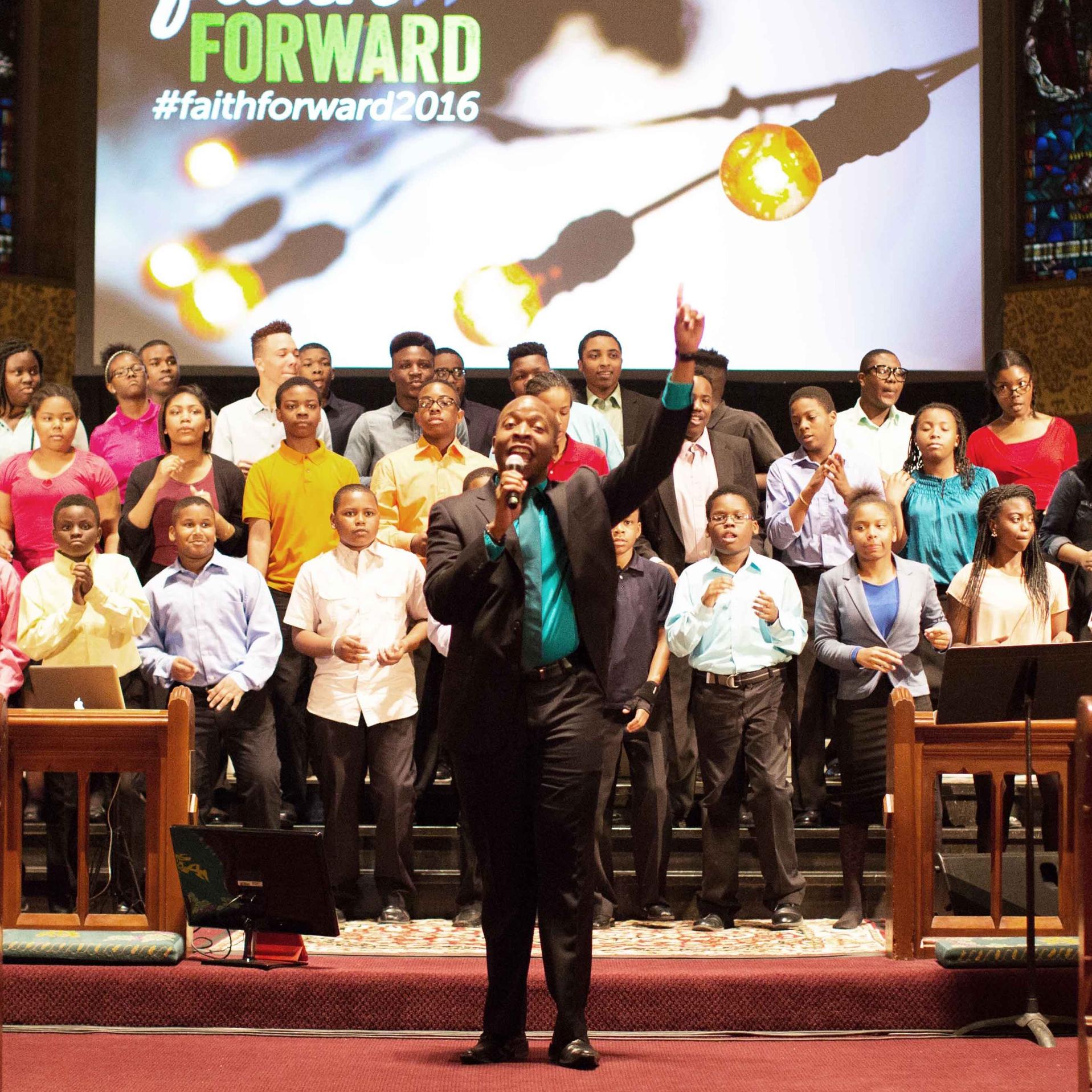 OAKDALE CHRISTIAN ACADEMY CHOIR Special Music