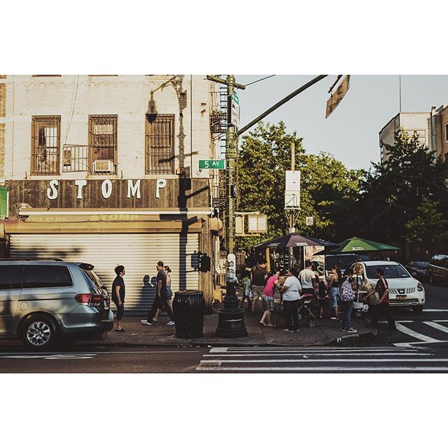 S T O M P. #sunsetpark #brooklyn #newyork #nyc #vsco #vscocam #brooklynitehawk #vscox