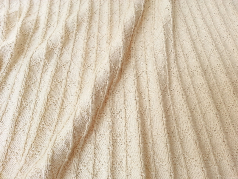 Tucks and Ribs 4 | 100% Cotton