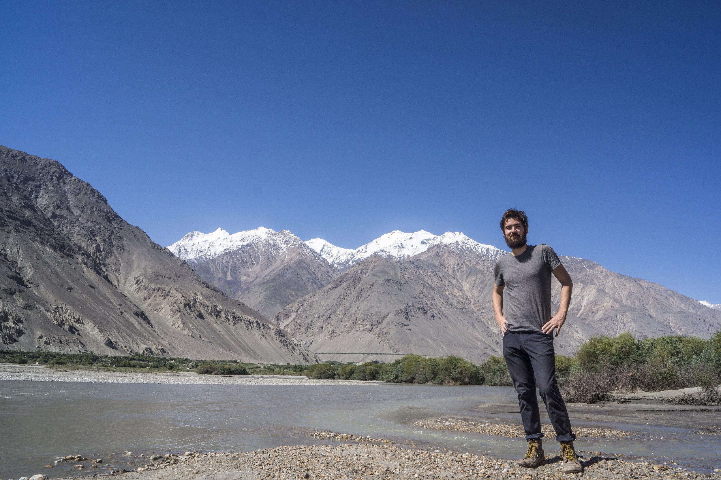 Zugvand, Tajikistan.