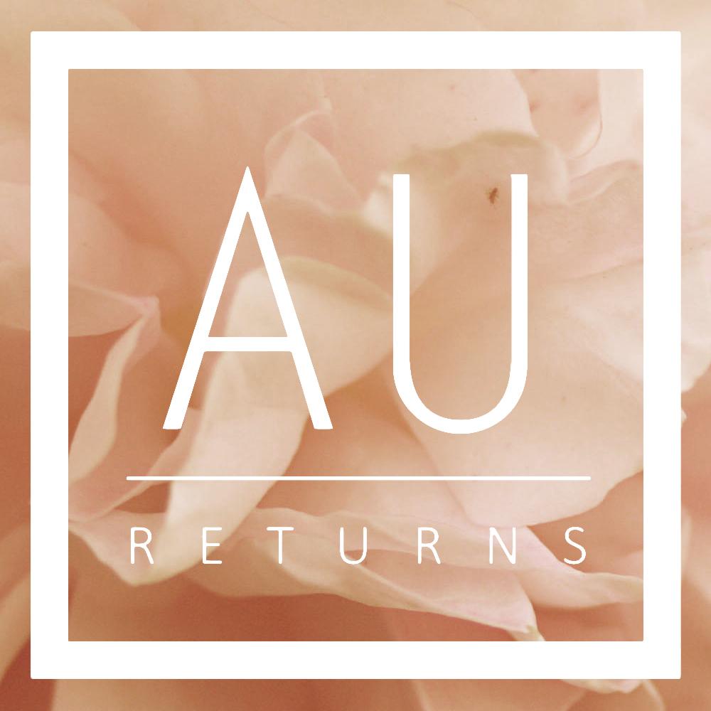 AU Returns, Flower Background