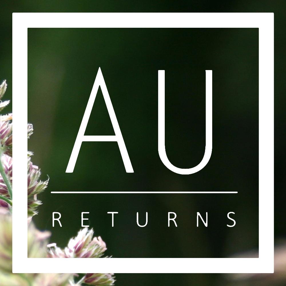 AU Returns Logo, Green