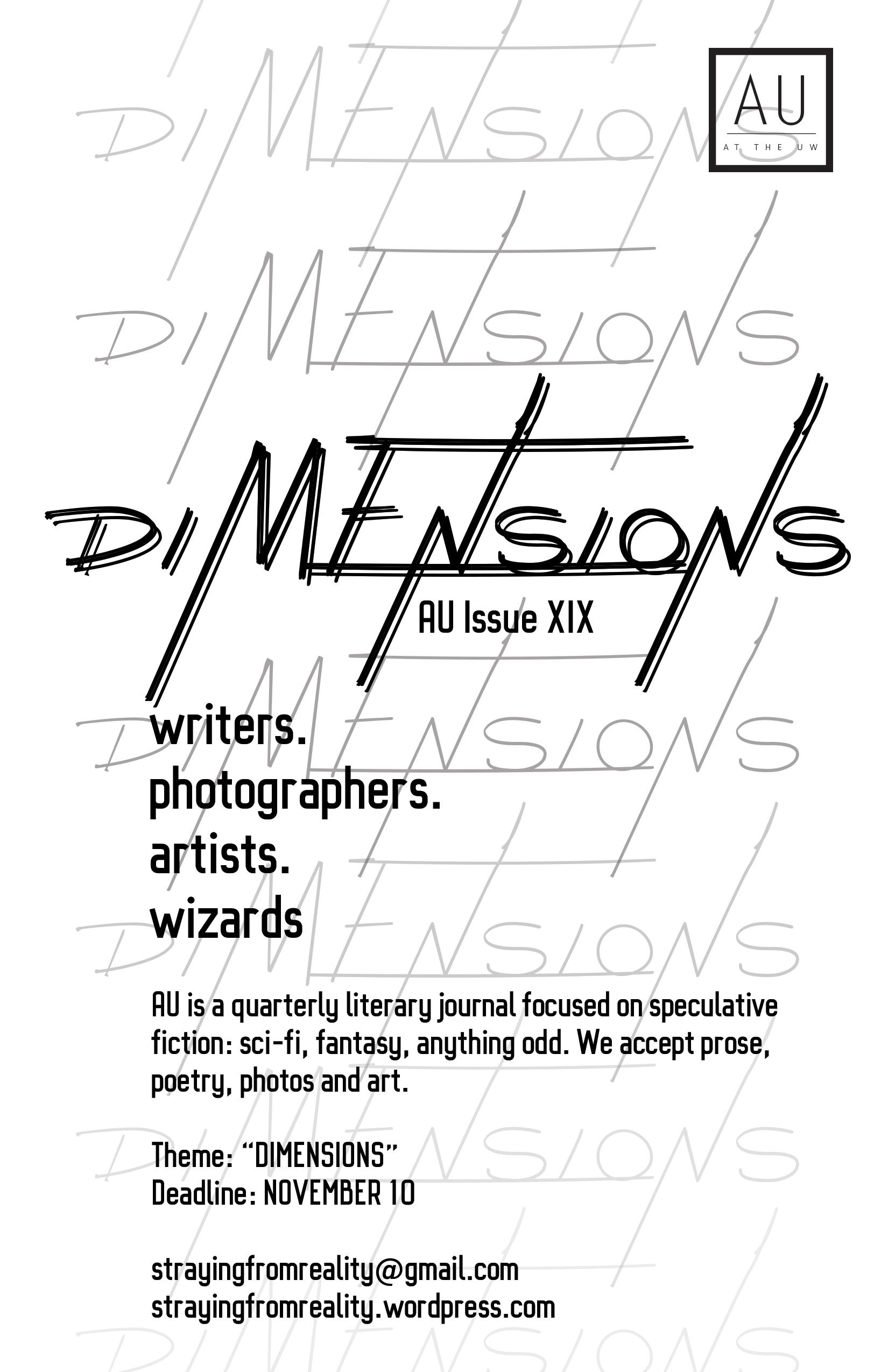 XIX: Dimensions