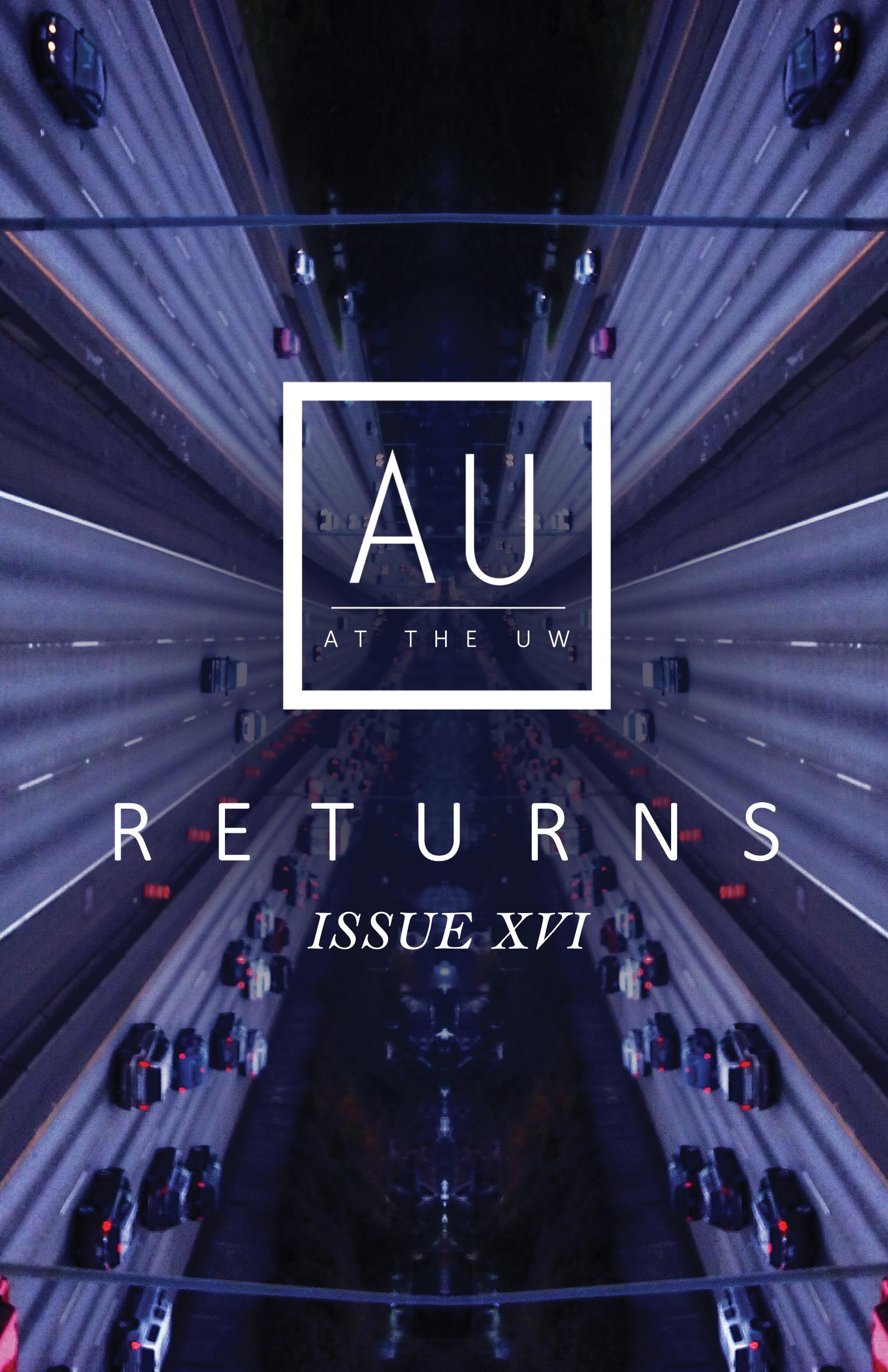 AU Issue XVI: Returns, Cover