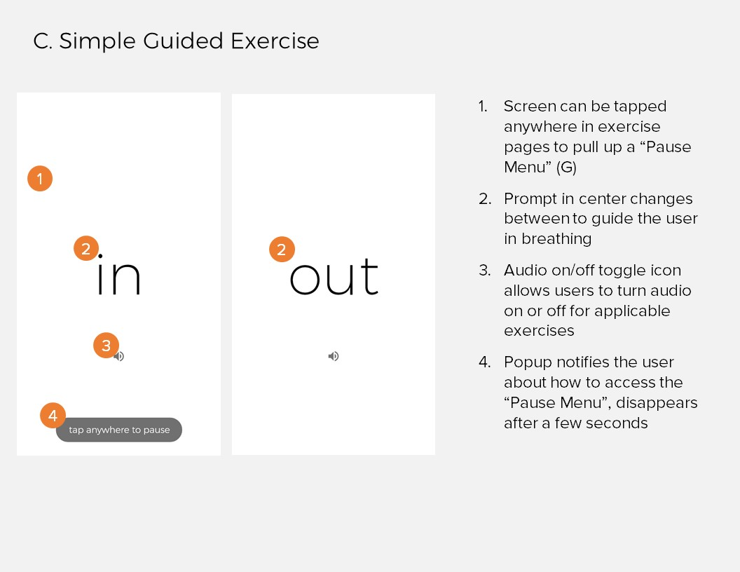 Annotations 3: C. Simple Guided Exercise