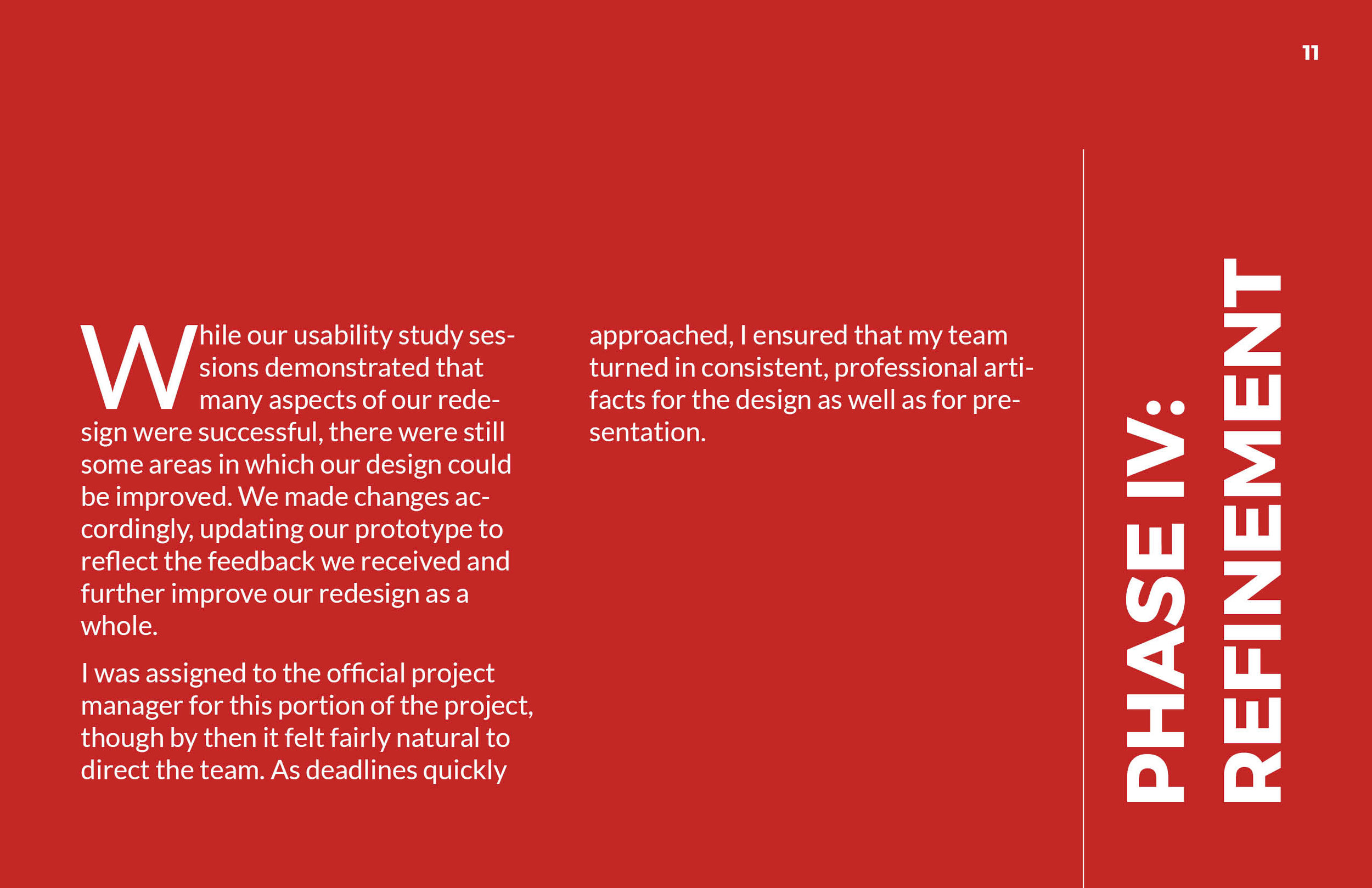 ArtsWA My Public Art Portal Process Book Phase IV: Refinement Page 1