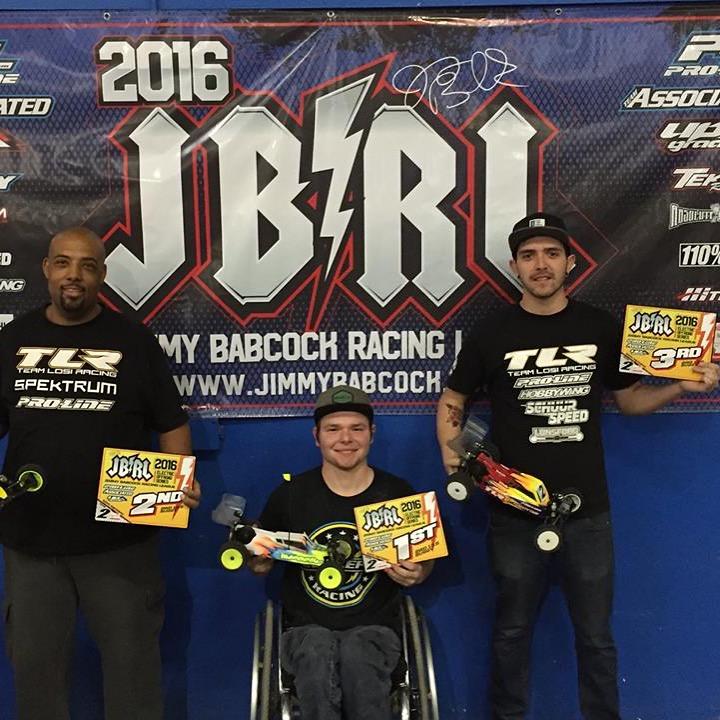 1st place 13.5 Buggy JBRL 2016