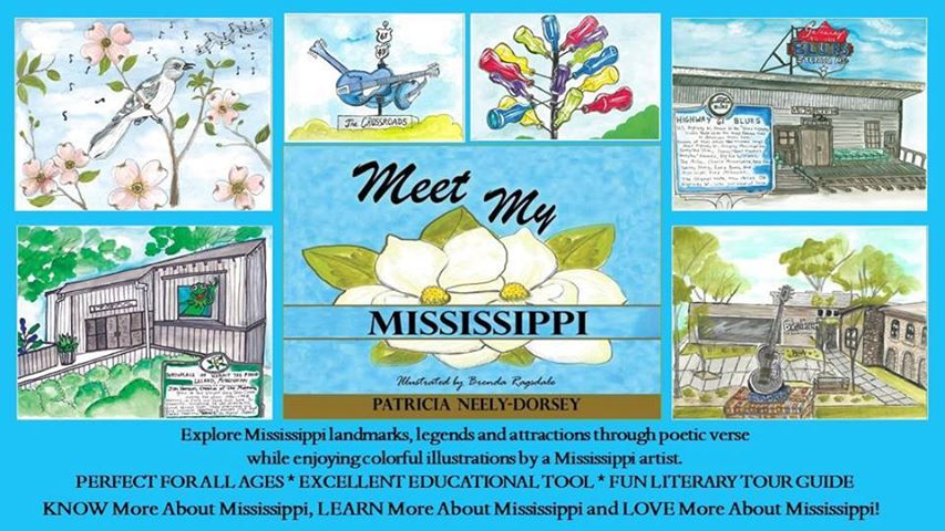"Meet My Mississippi - A K-6 reading resource based on the poem ""Meet My Mississippi"" by Partricia Neely-Dorsey. Click here for a look inside."