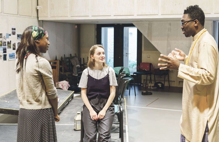 The Lady from the Sea at The Donmar Warehouse