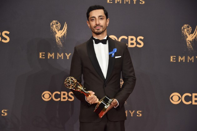 Riz Ahmed Wins at the 69th Emmy Awards