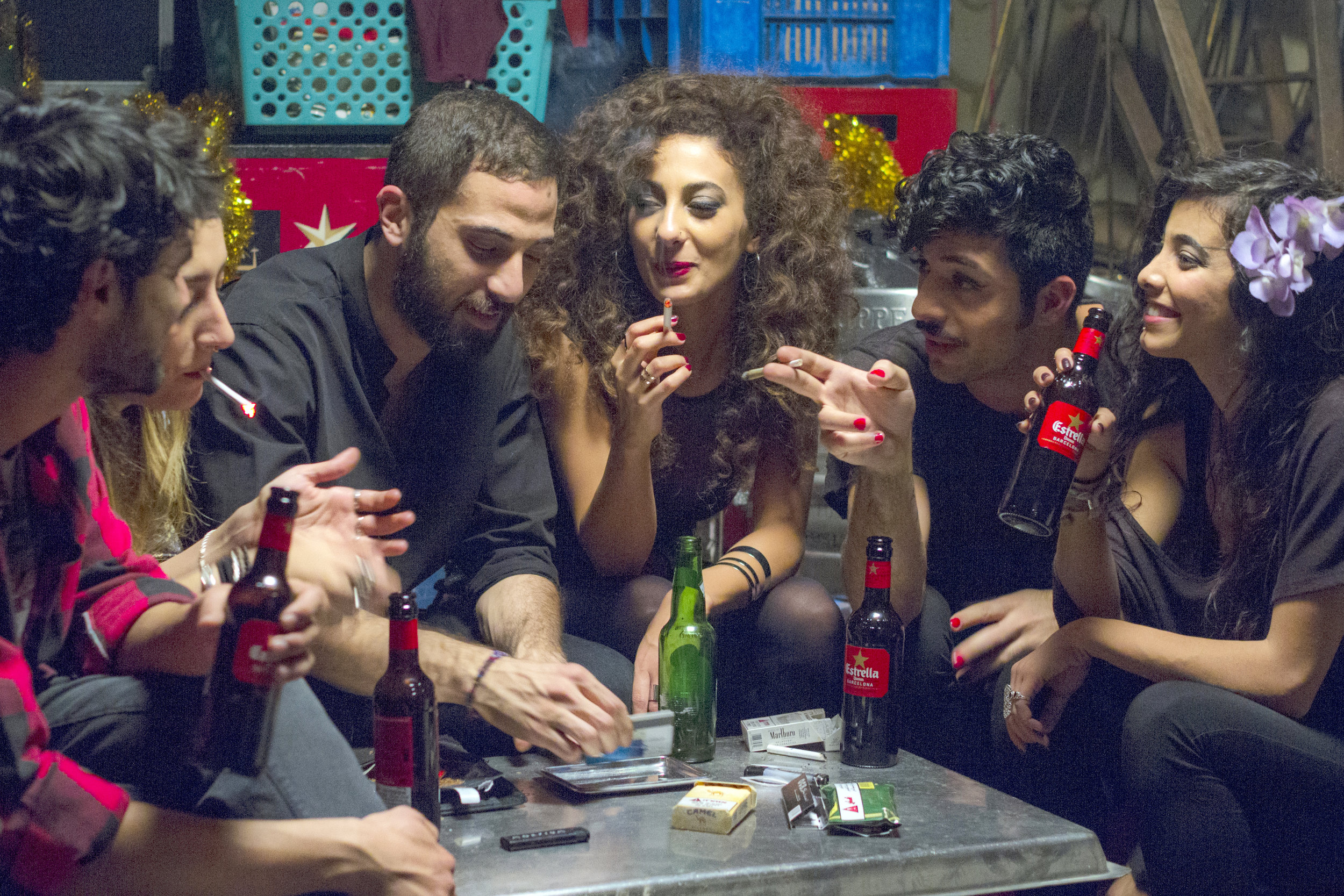 In Between  directed by Maysaloun Hamoud