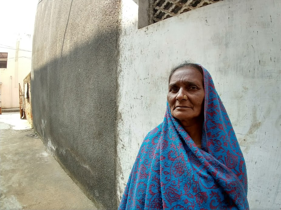 Ushaben – A victim of witch-hunts in India