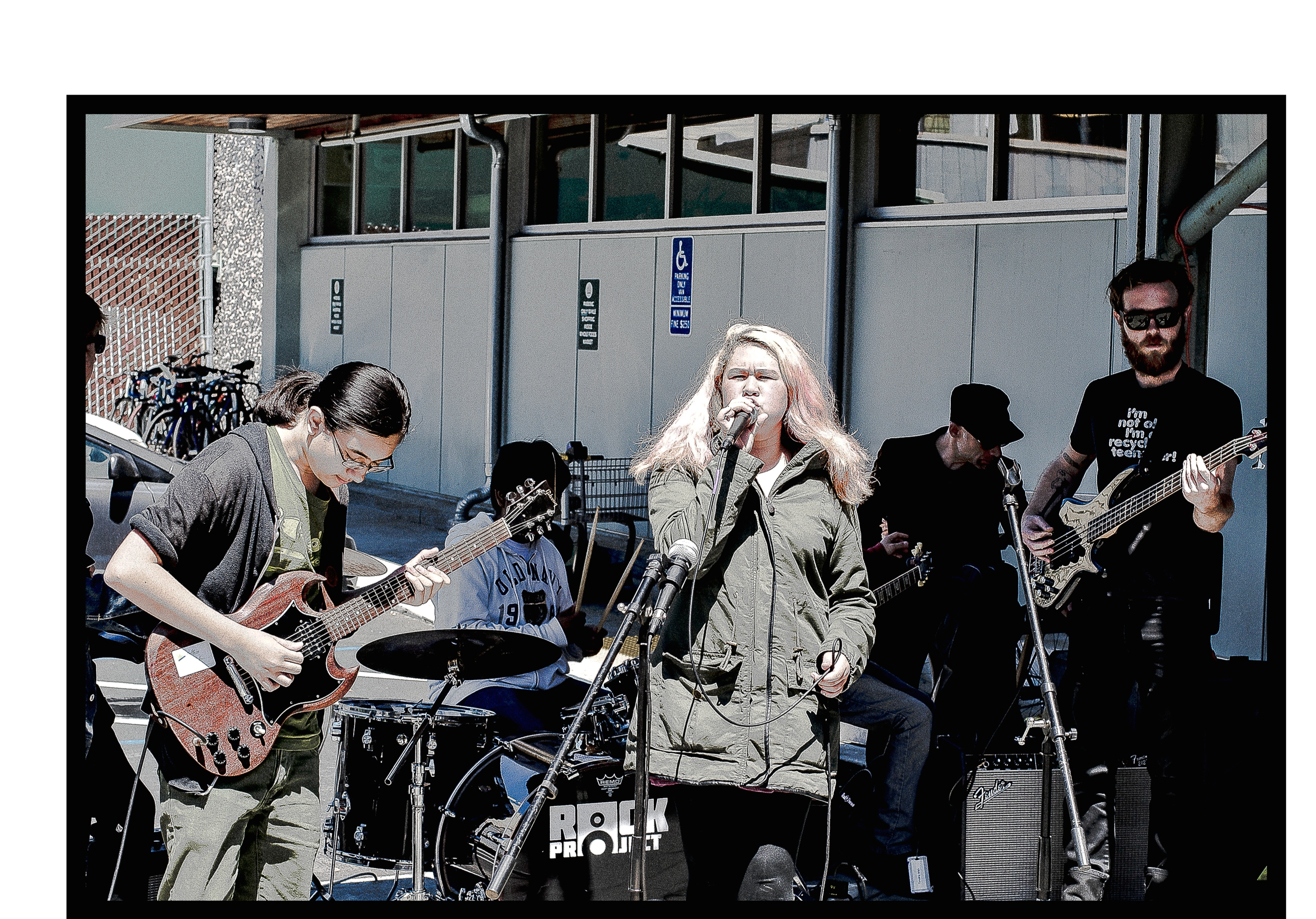 Rock Project San Francisco - House Band