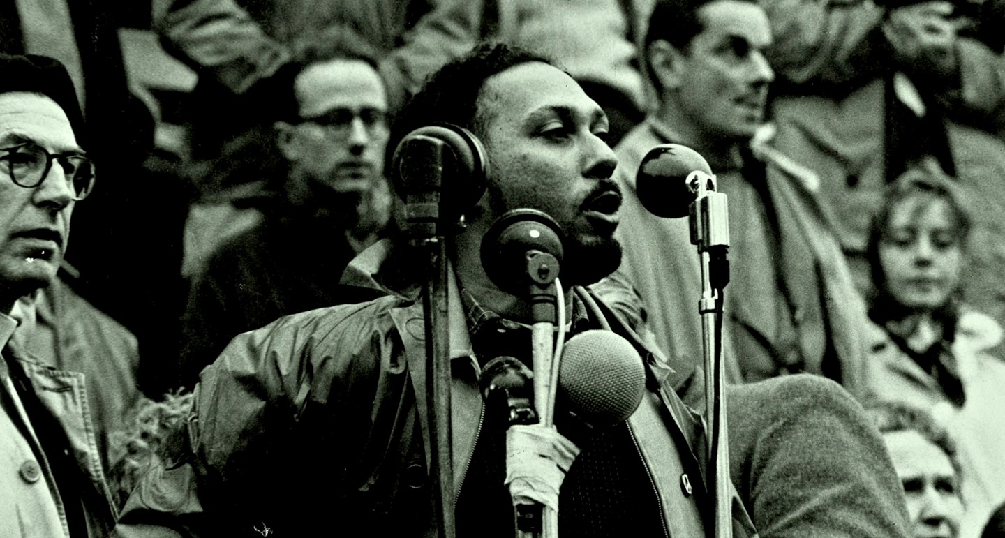 Stuart Hall: Image by Stuart Hall Foundation