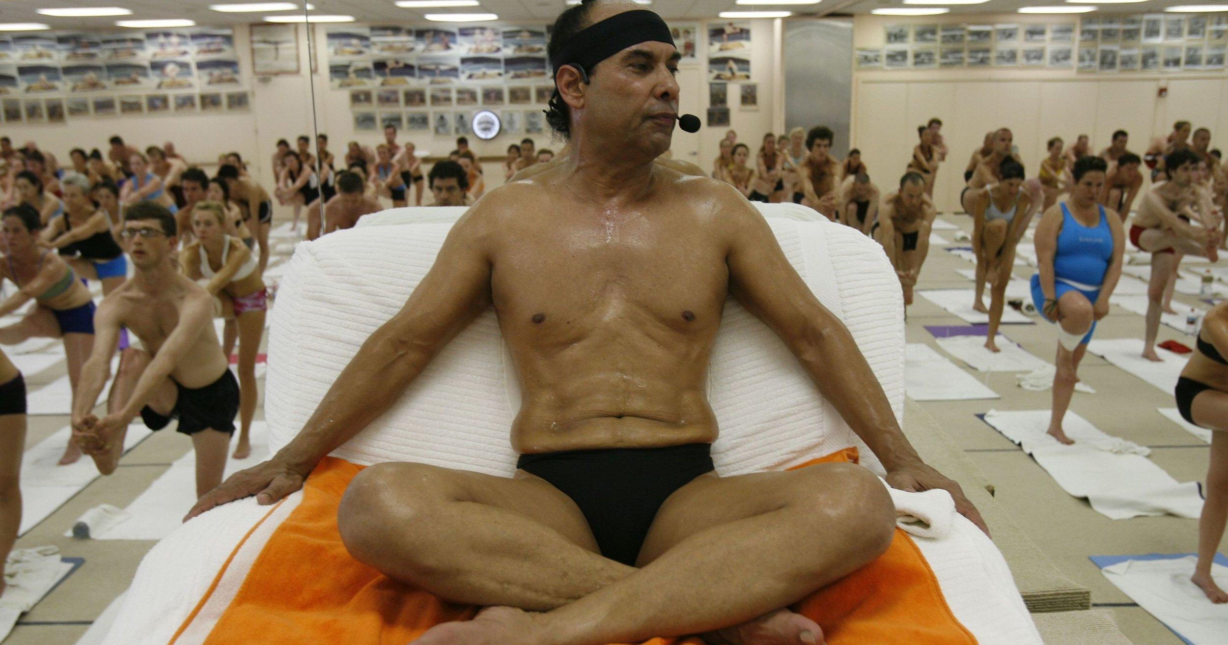 Bikram Choudhury, Founder of Bikram Yoga
