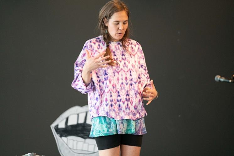 Jenny Moore/Borealis Festival