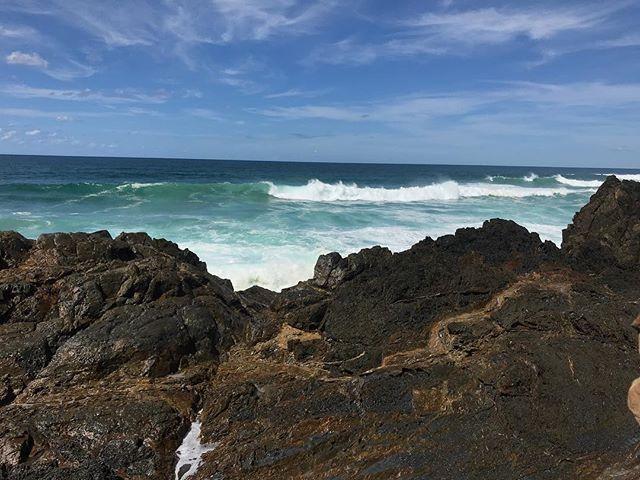 Splish splash - - - - - - - - - - - - - - #ocean #waves #Australia #adventures #byronbay #splash #photography