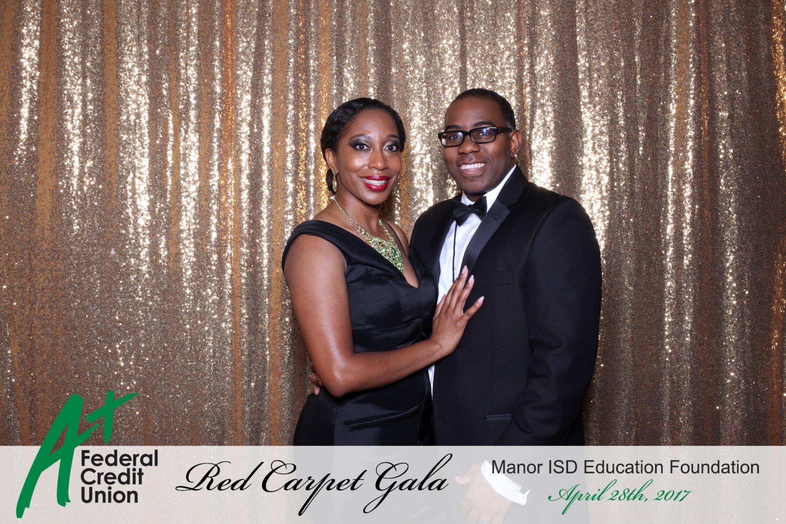 Red Carpet Gala - Manor ISD
