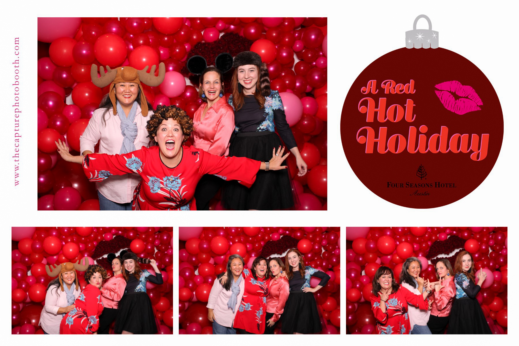 A Red Hot Holiday!
