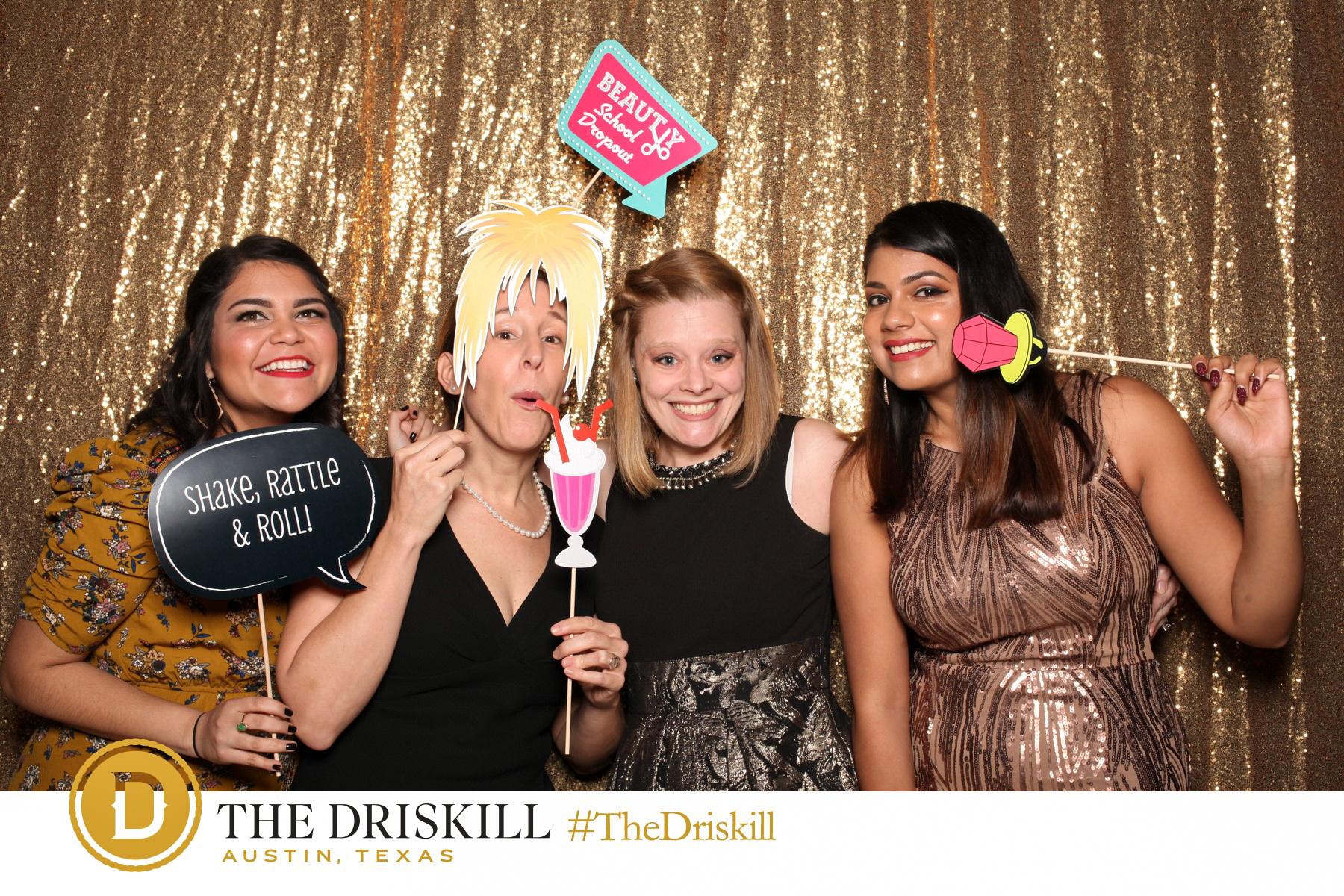 The Driskill Hotel Awards PARTY!