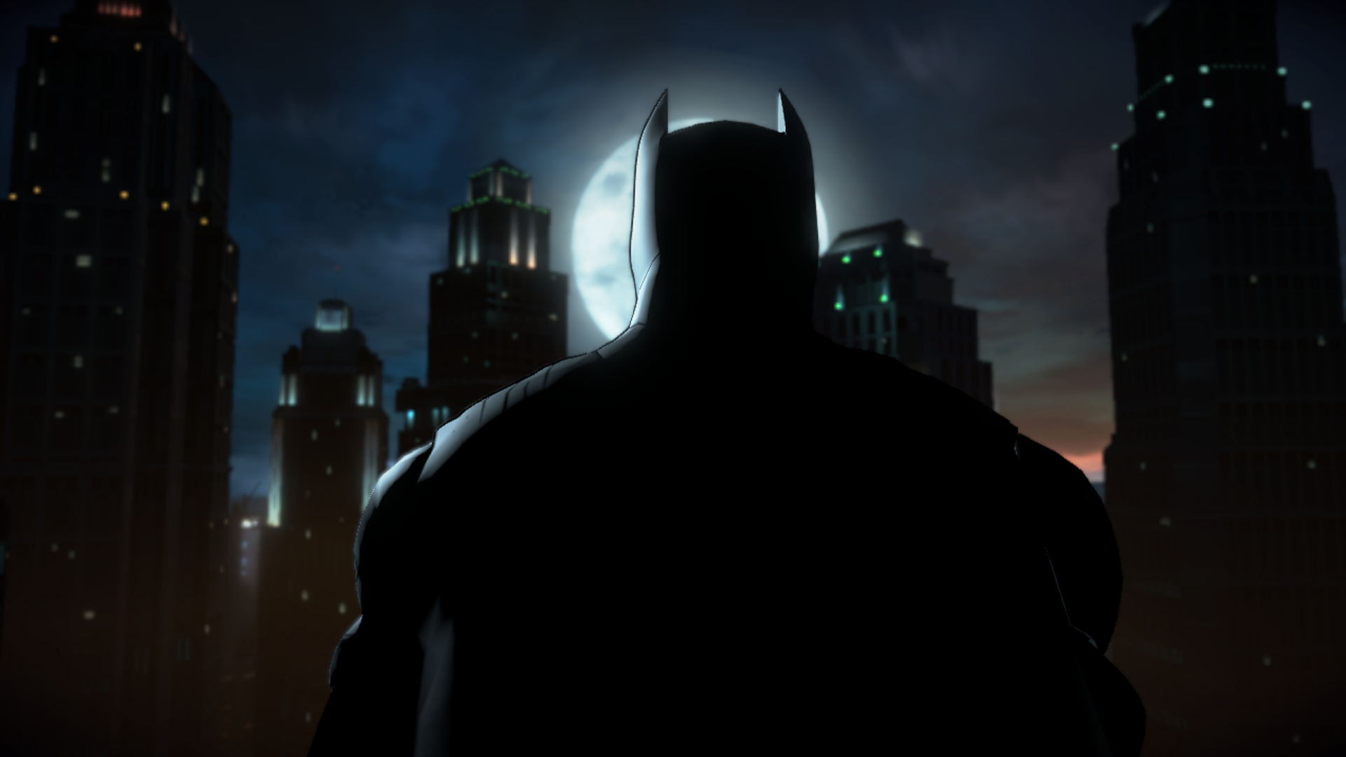 BATMAN: THE ENEMY WITHIN - Additional Writing, Episodes 1 & 3Release Date: Fall 2017 - Spring 2018