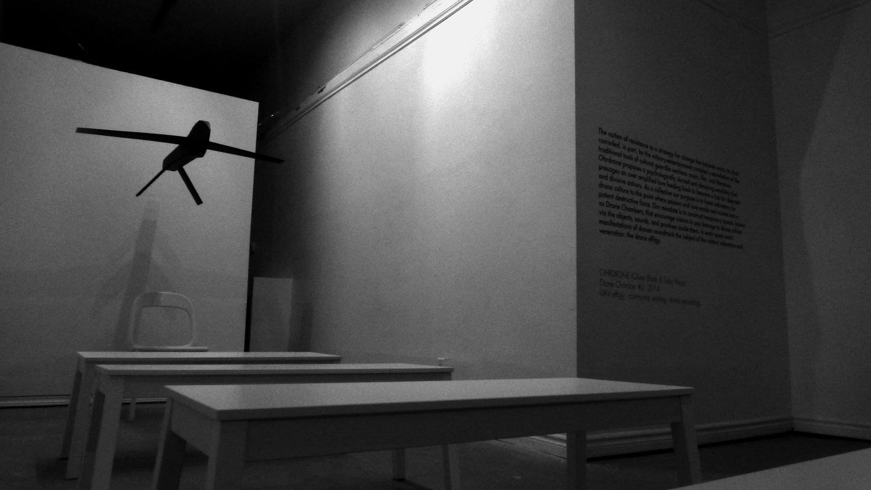 Drone Chamber #2, Windsor, Ontario, 2014