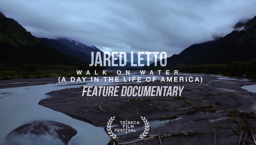 """""""A Day in the Life of America."""" Billed as """"a filmed portrait of the country,"""" This documentary was produced by Thirty Seconds to Mars and sent film crews to all 50 states, the District of Columbia and Puerto Rico and captured 24 hours of life in America on the Fourth of July 2017. ."""
