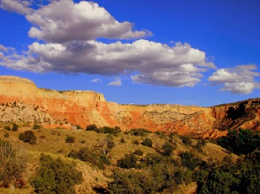 Ghost Ranch - Abiquiu, New Mexico