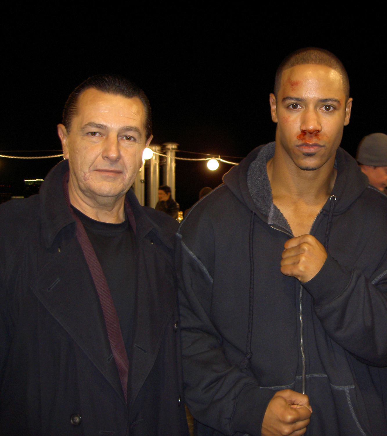 Brian J. White and Vladimir Nazarov