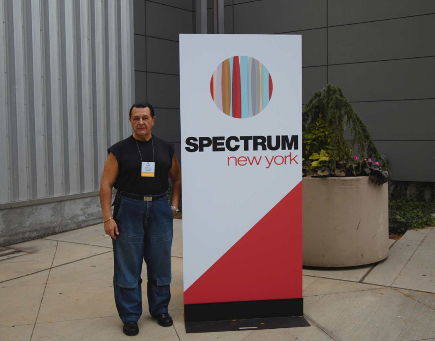 Spectrum New York Exhibition 2013