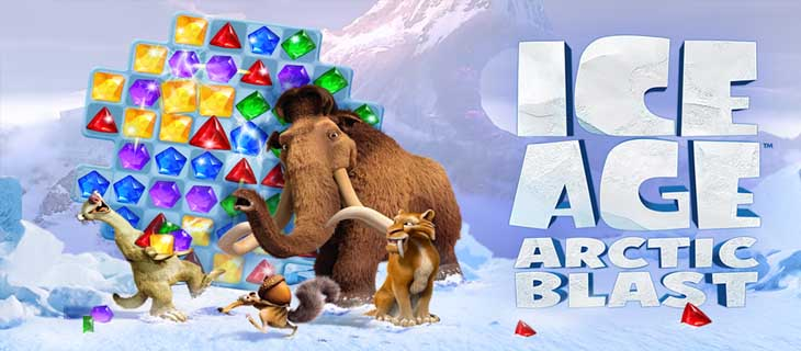 Ice Age Arctic Blast