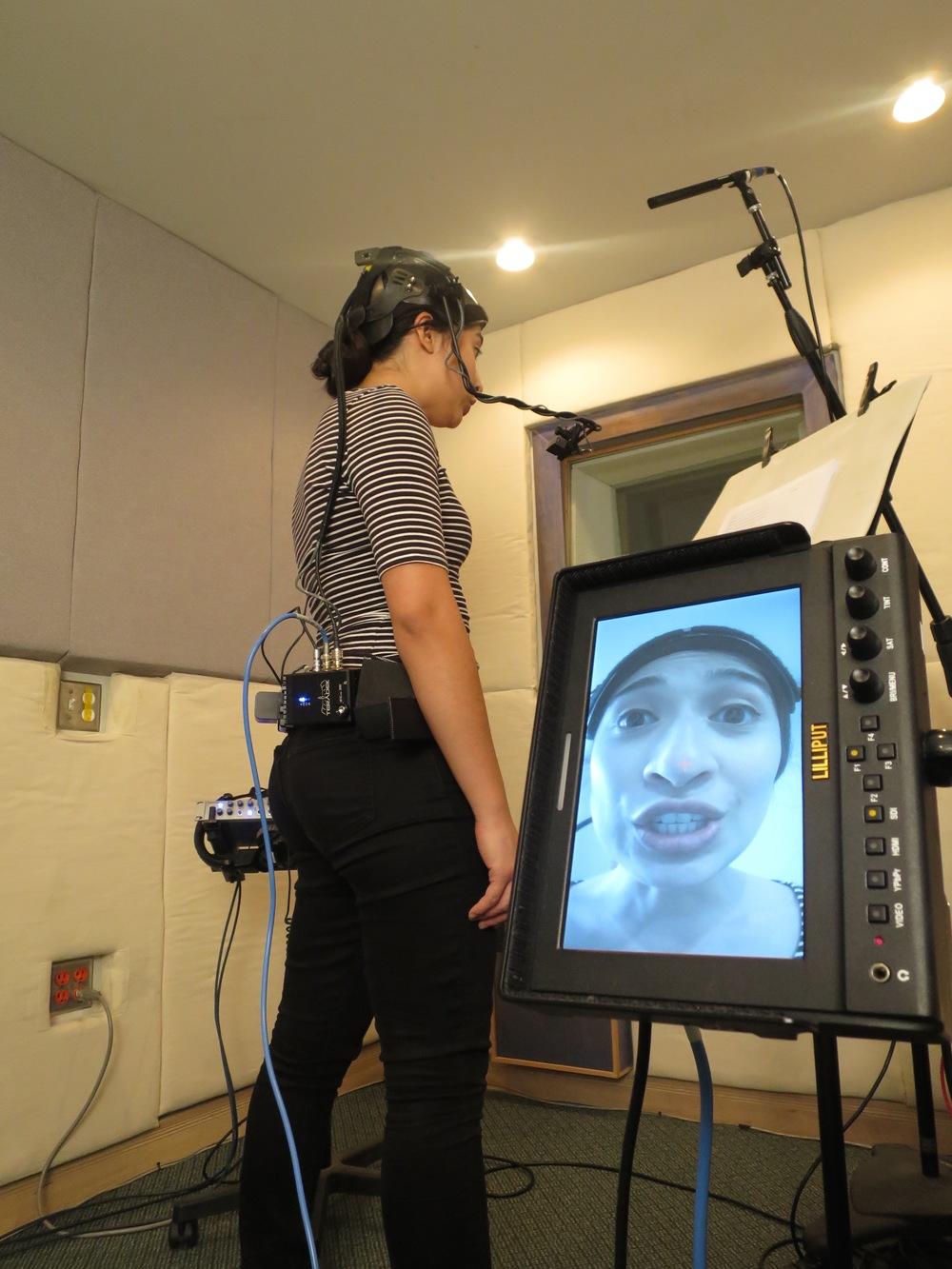 Faceware Tech Headcam Session