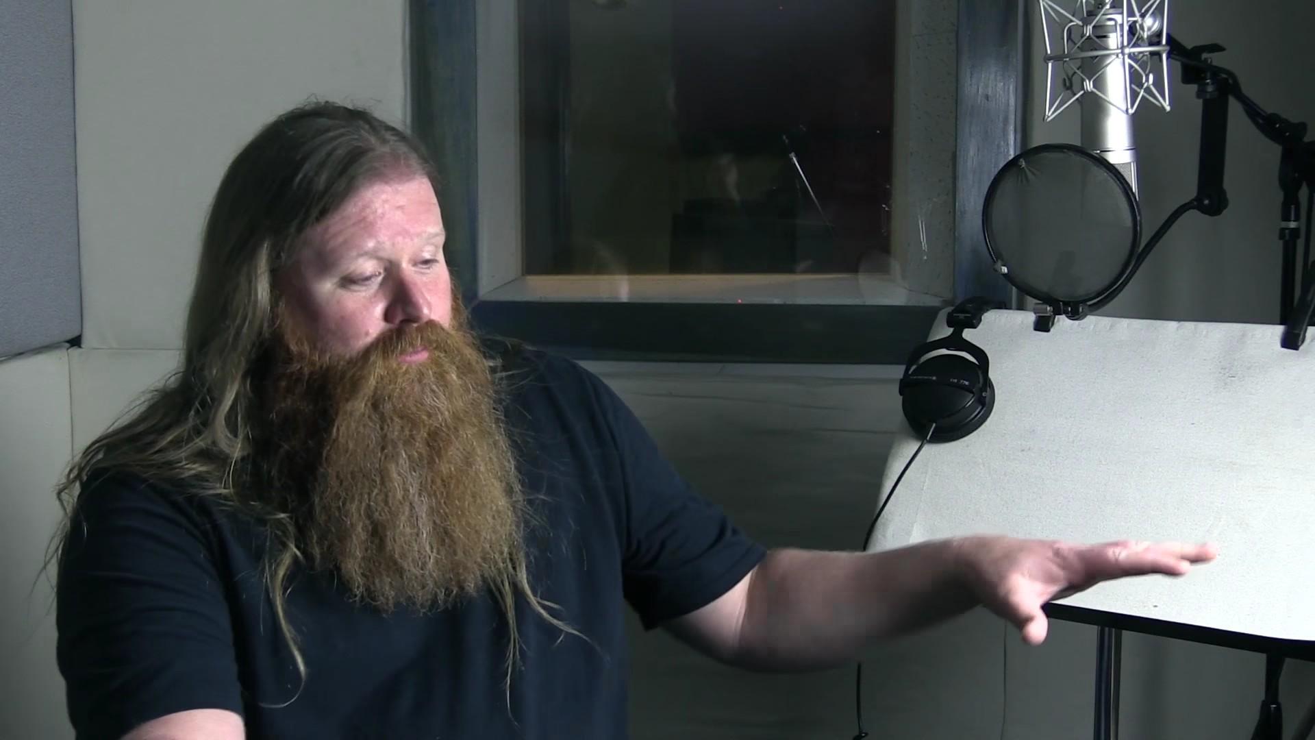 Erik Braa, Voice Talent