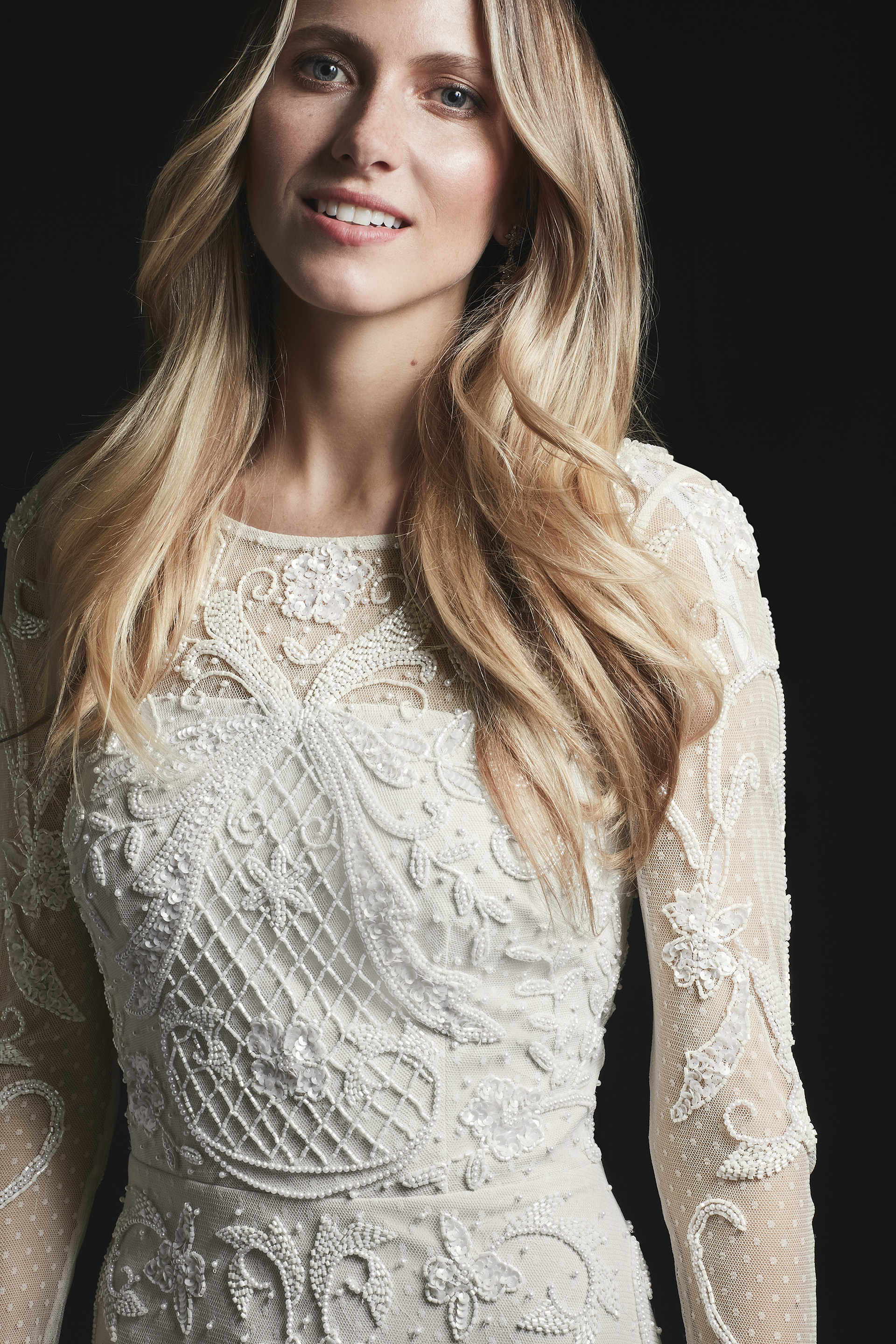 Silja Danielsen for Davids Bridal