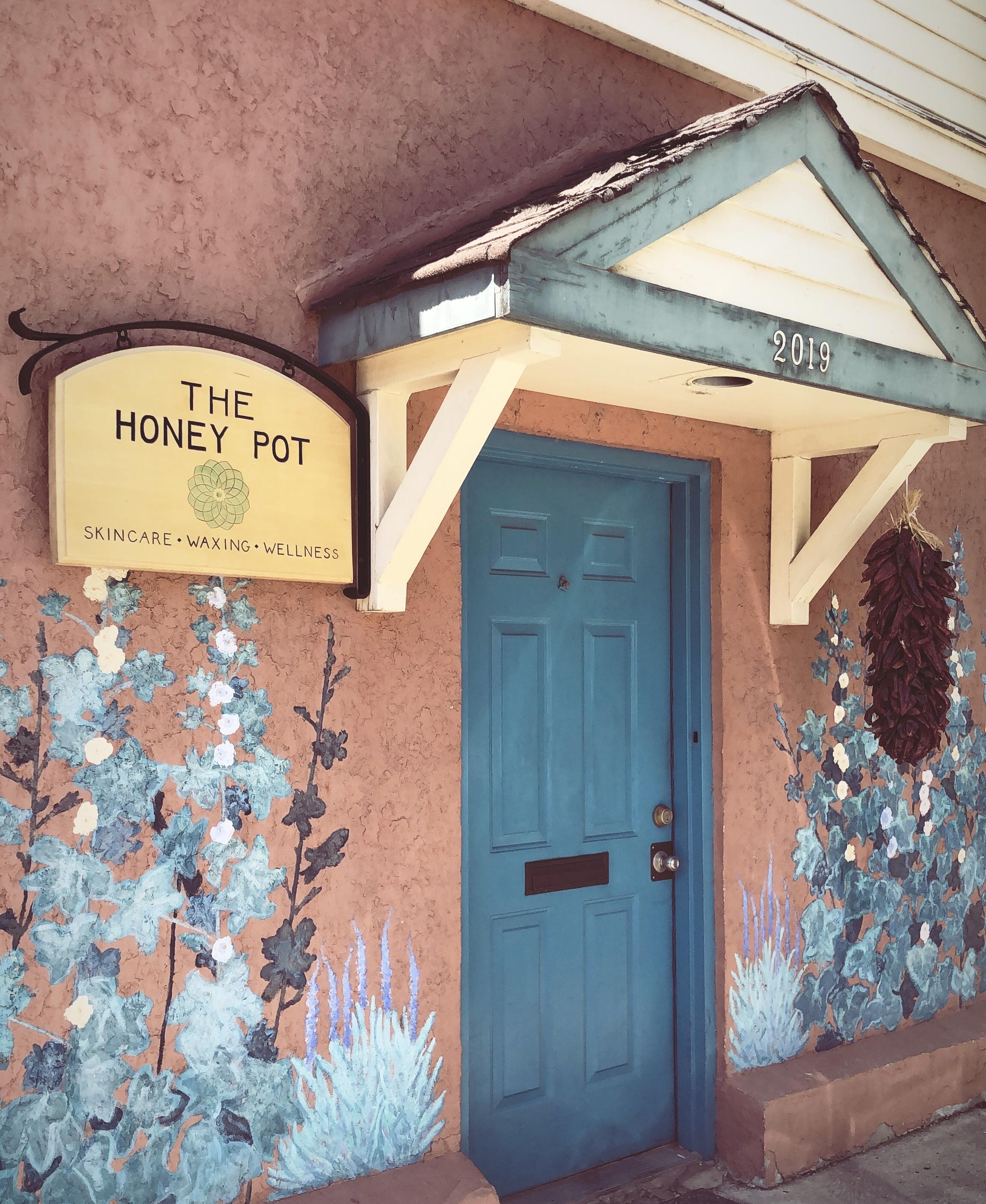 The Honey Pot Boulder
