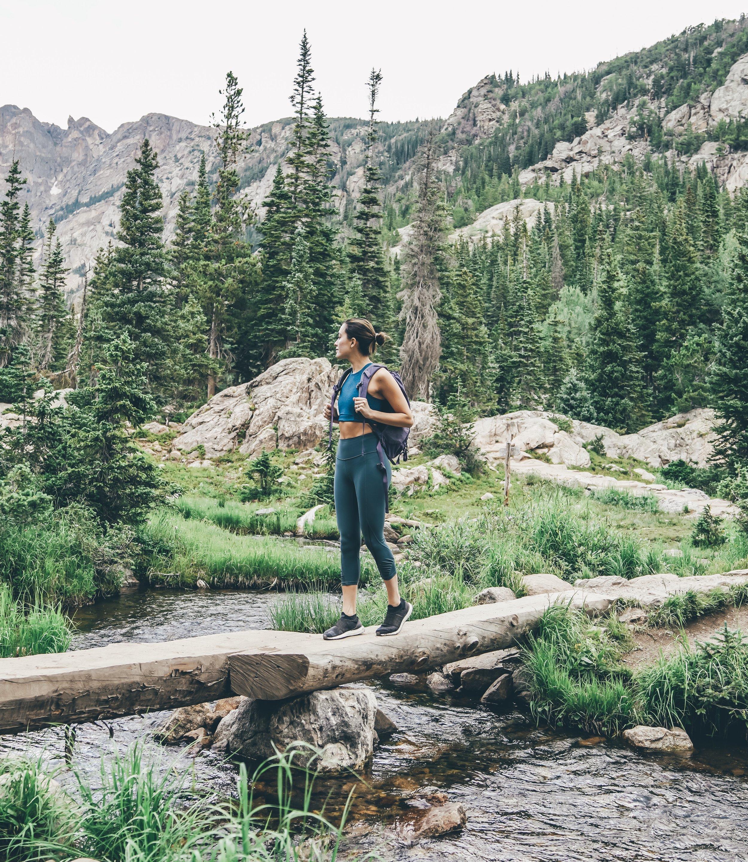 Dream Lake- Rocky Mountain National Park