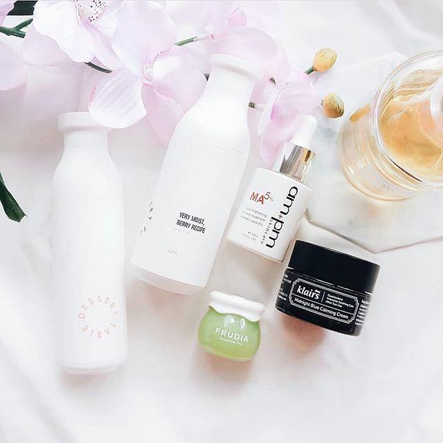 Thanks to @melliediaries 💚 . . . . . #frudiaUSA #faceforward #fruit #fruitforward #beautyblogger #instapic #instabeauty #beauty #beautiful #ny #nyc #instagood #instalove #instadaily #instabeauty #instalike #skincare #skin #blog #kbeauty #korea #pore #moisturizer