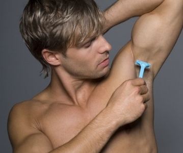 three mamas deodorant man shaving armpit.jpg