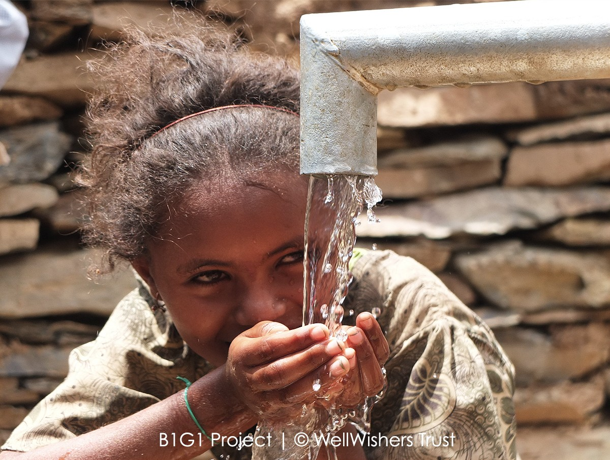 Clean, safe water. For every one.