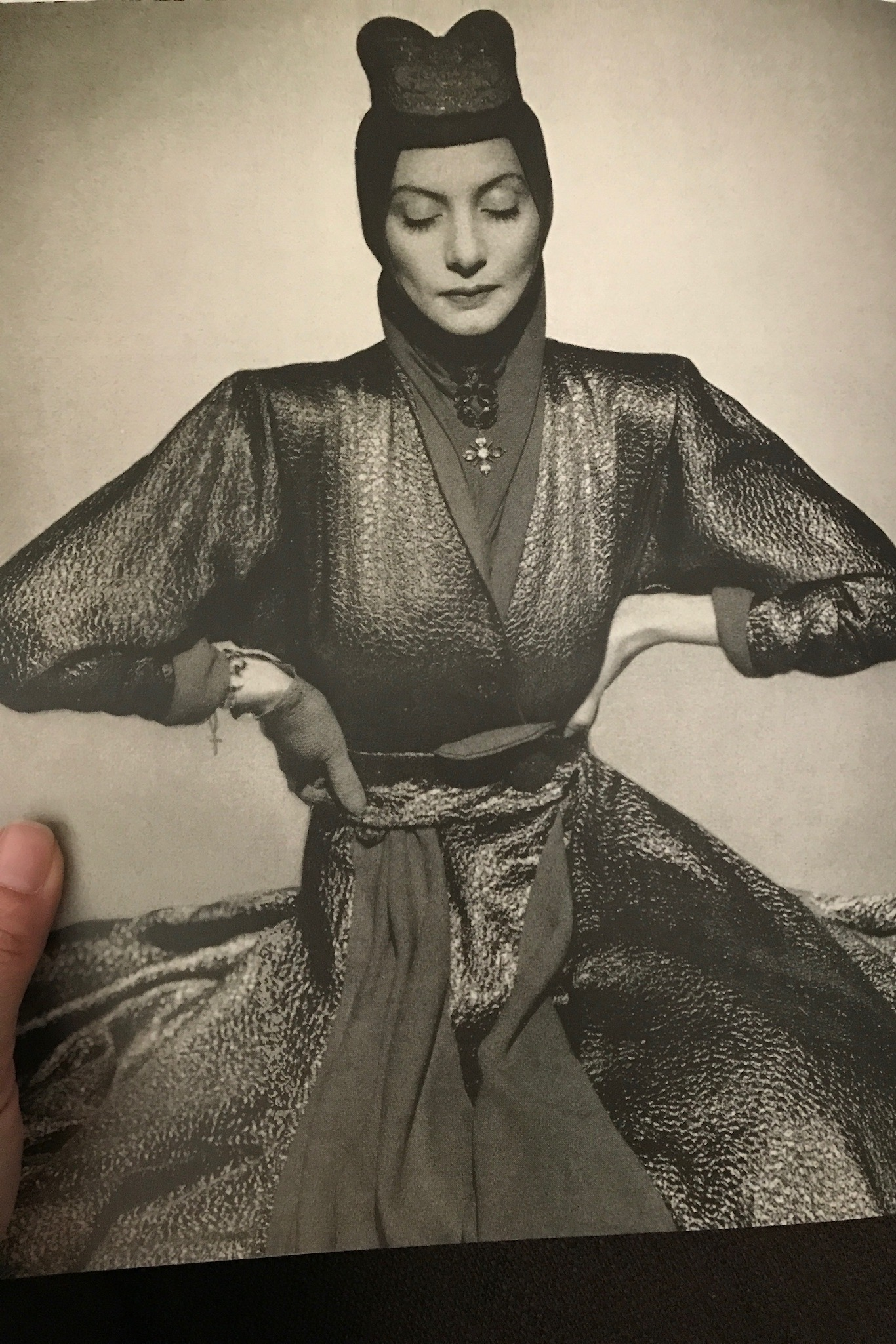photo from Valentina: American Couture and the Cult of Celebrity