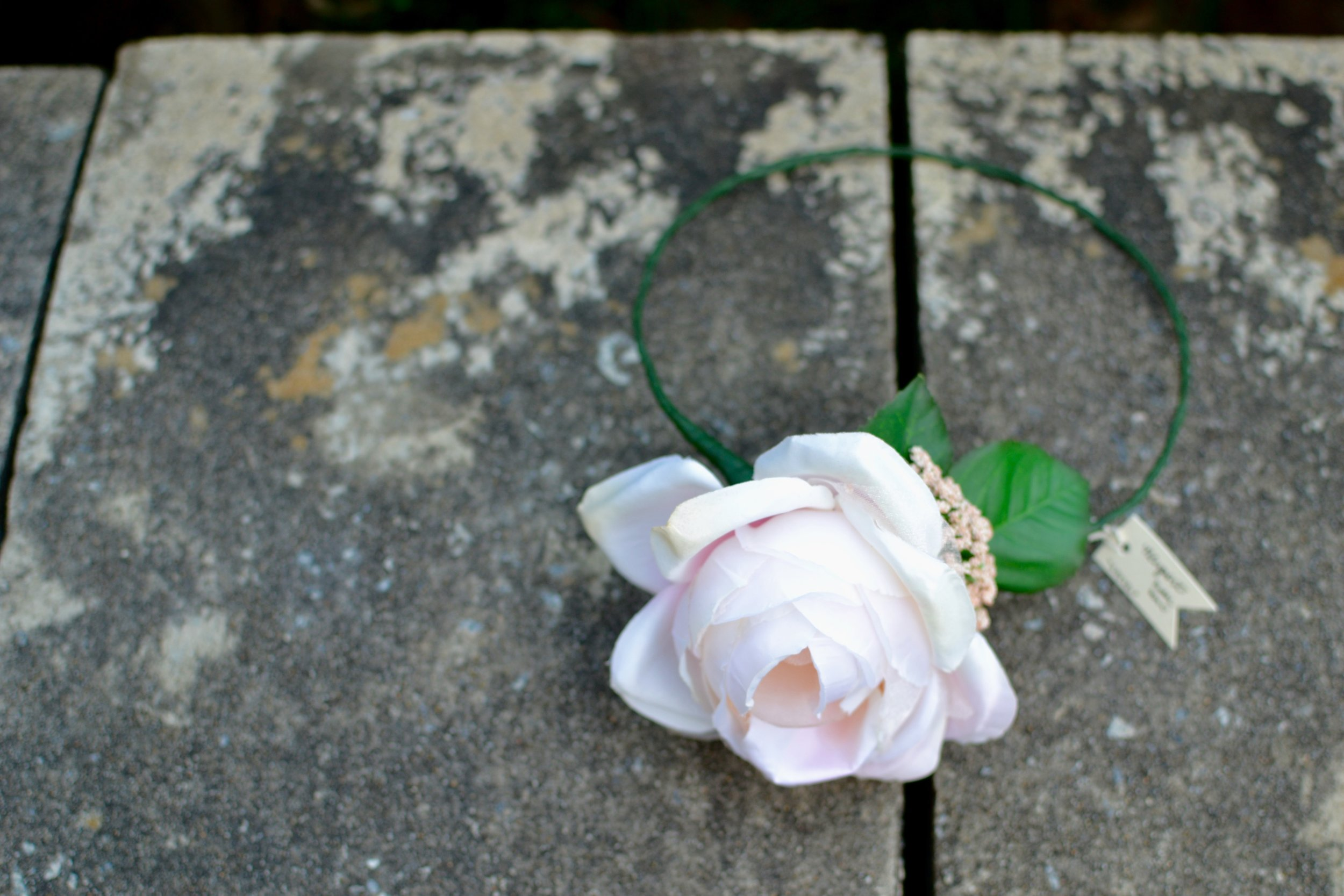 Newport Floral Halo