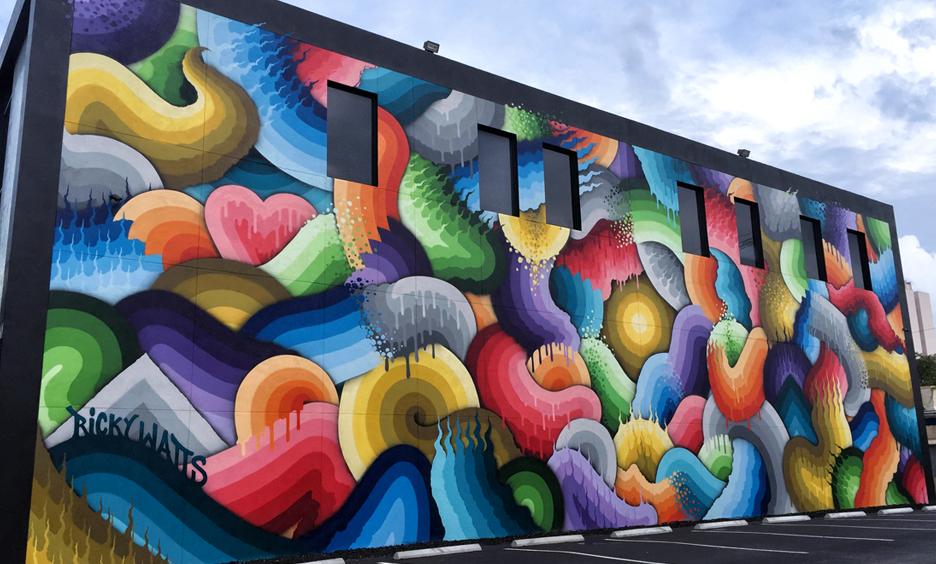 St. Pete Mural Tour