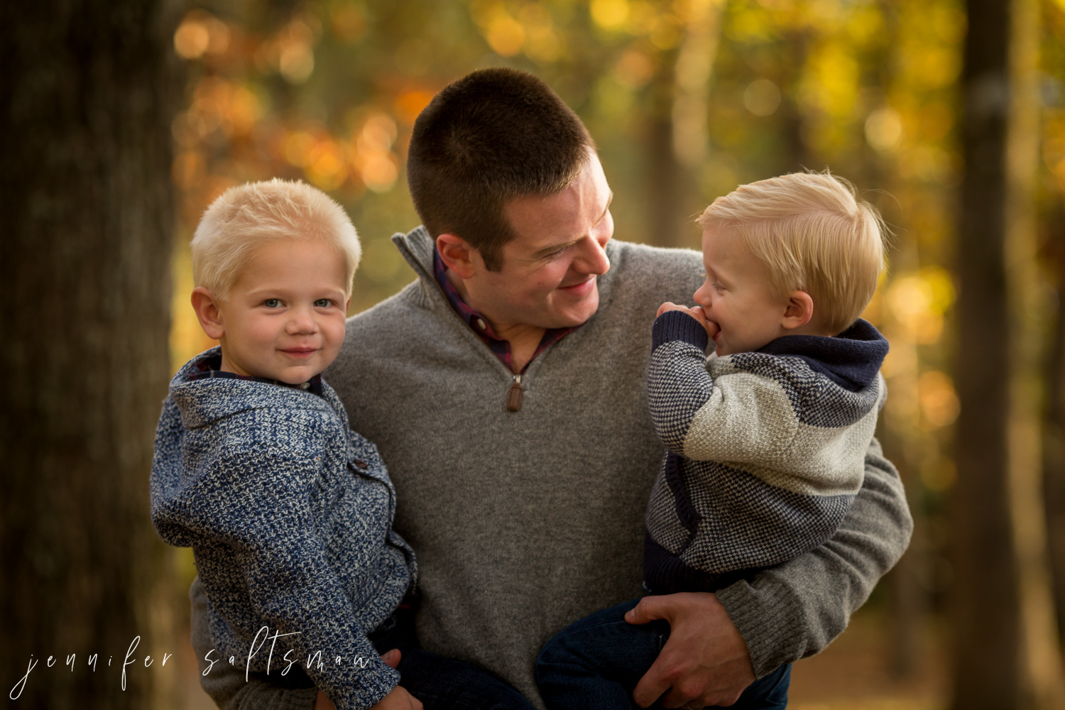Blonde Brothers | Collierville Family Photographer