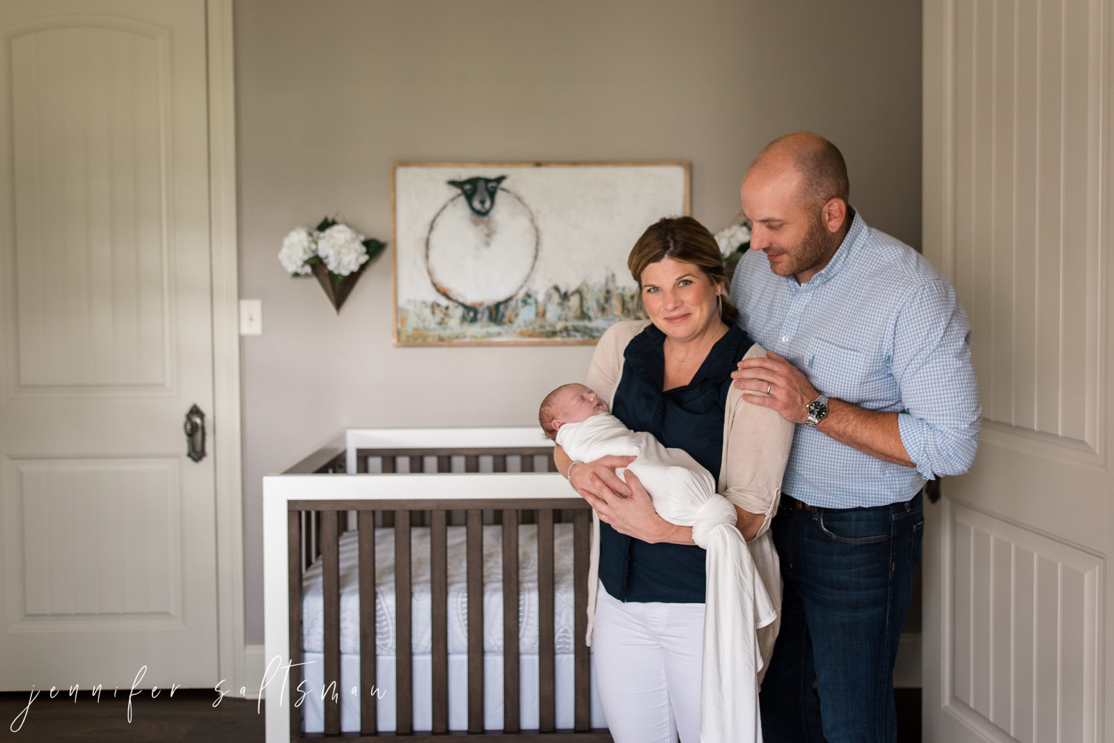 newborn baby boy photography session