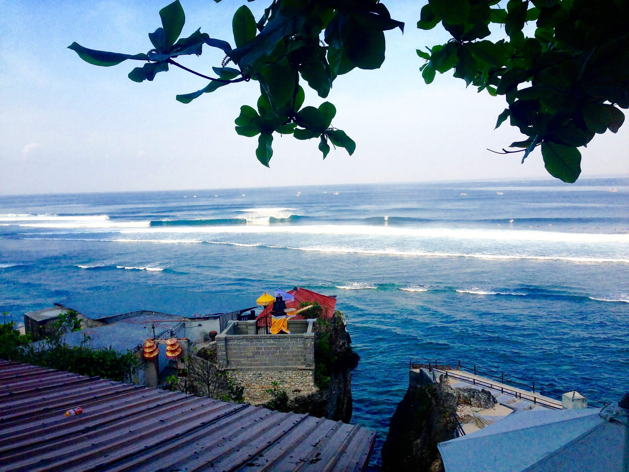 Early Mornings Uluwatu