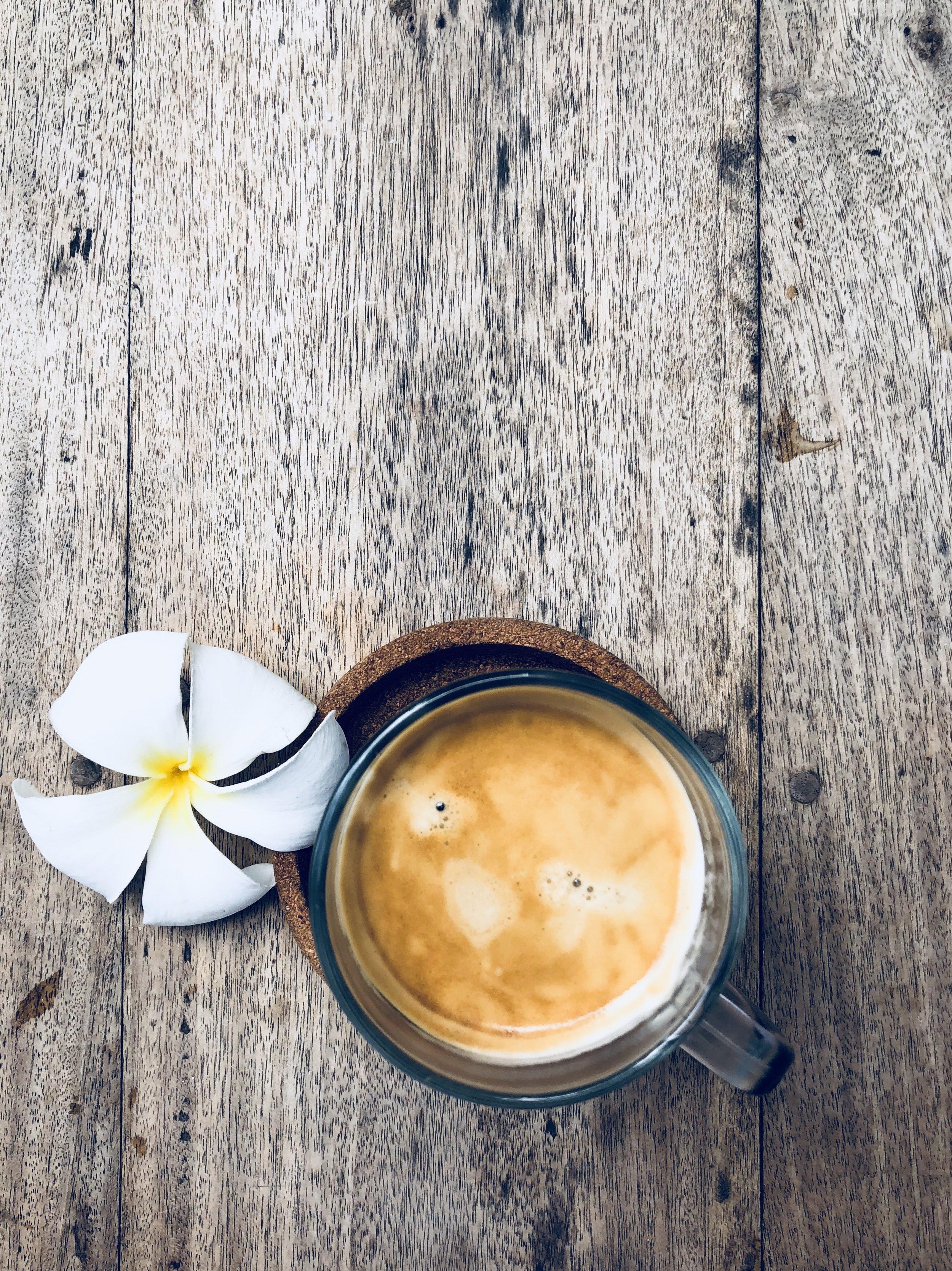 Coffee at Ceylon Sliders