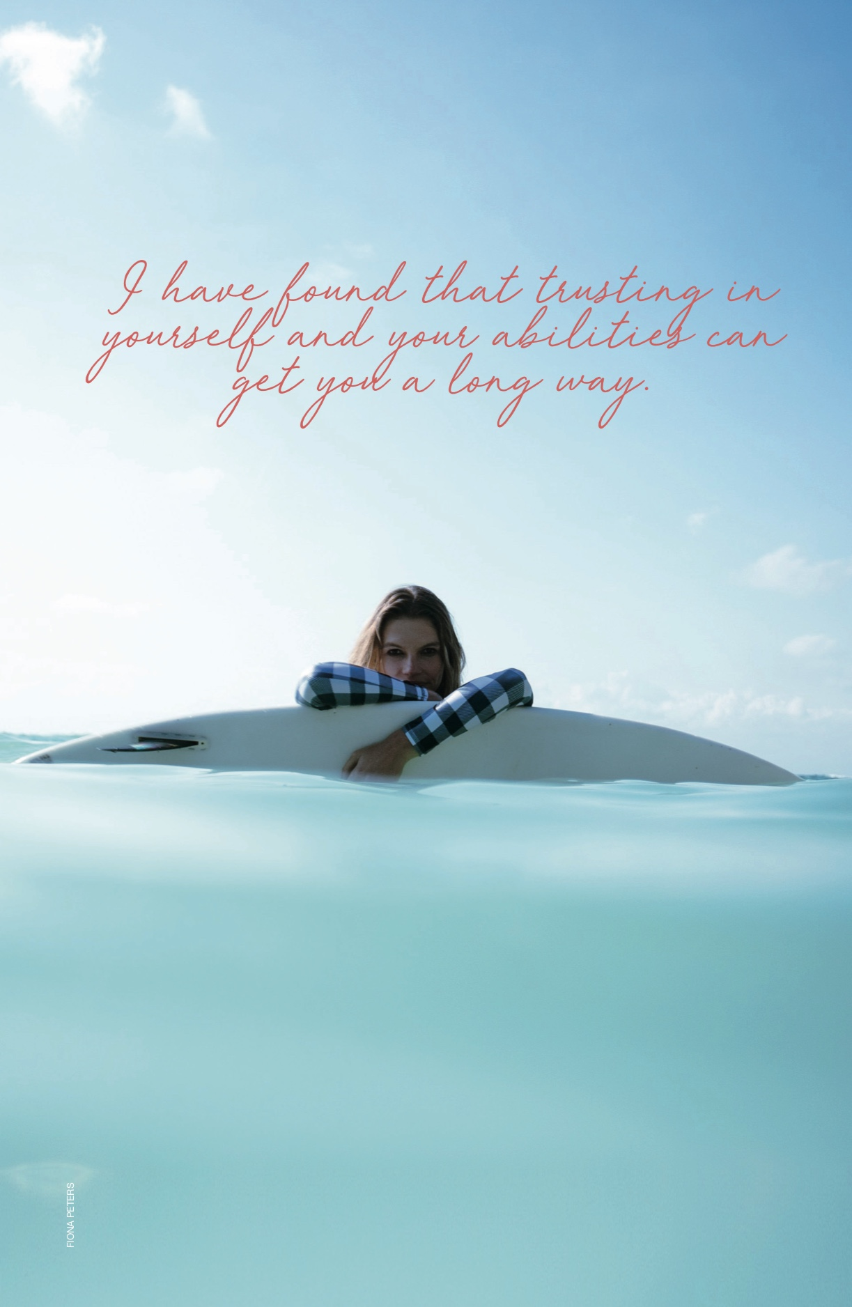 No Worries in the latest Surf Girl Mag