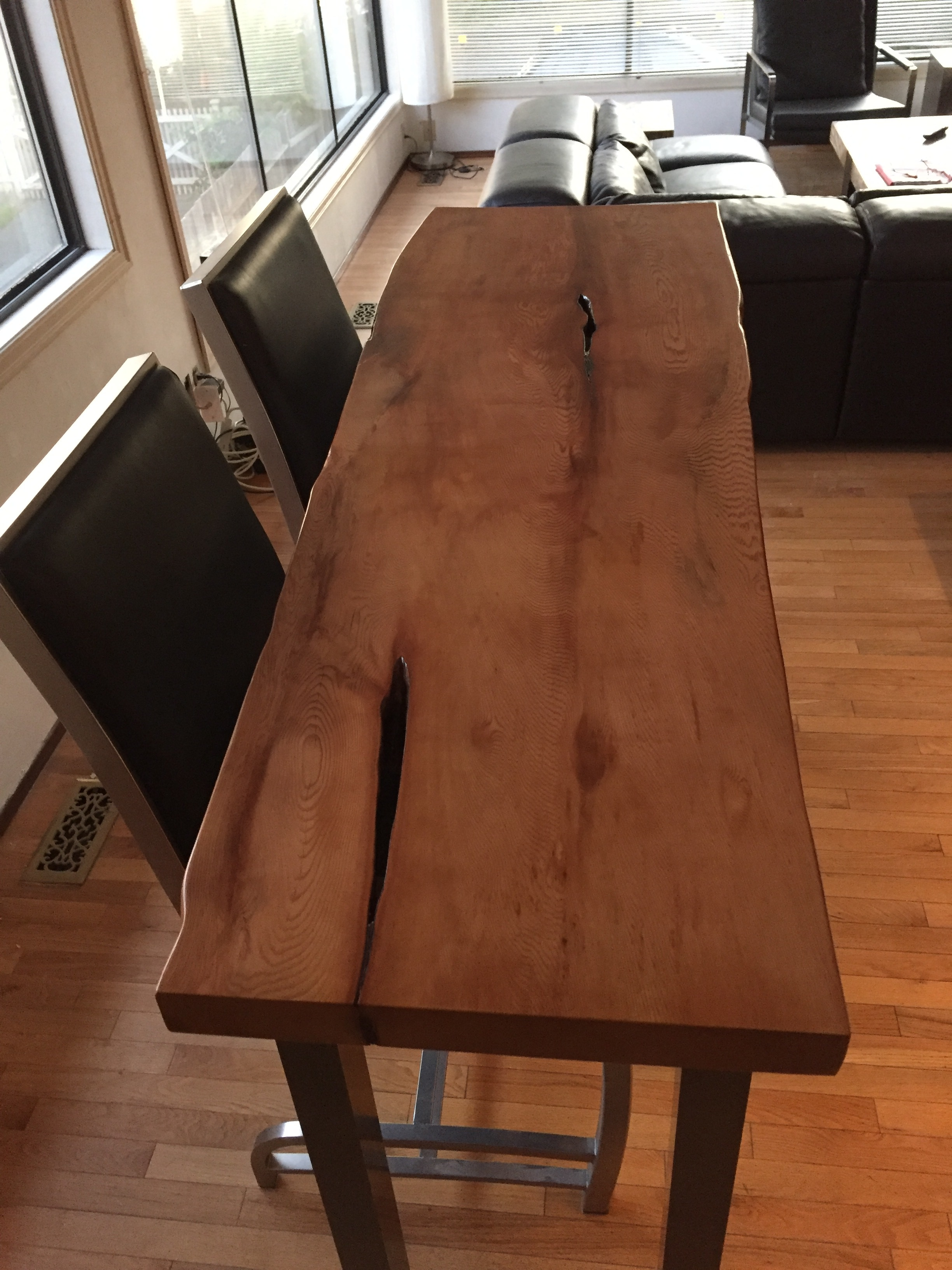 Condo Cedar Dining Table